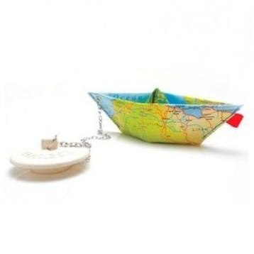 Пробка для ванной - Кораблик