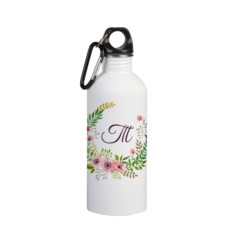 Именная бутылка для воды Т