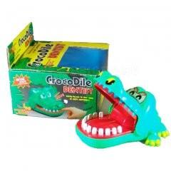 Игра Дантист для Крокодила