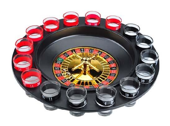 Алкогольная игра Пьяная Рулетка