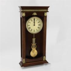 Настенные часы с маятником Ампир