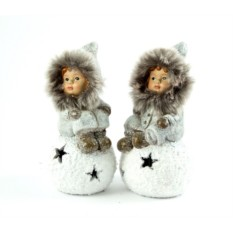 Новогодний сувенир Маленькие эскимосы