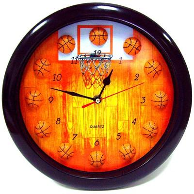 Часы настенные «Баскетбол»