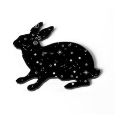 Брошь Cosmos Animals Rabbit