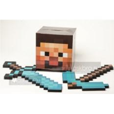 Алмазный набор Стива