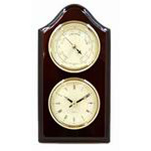 Часы - барометр
