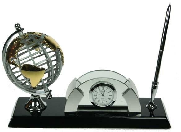 Настольный набор VIRON с глобусом