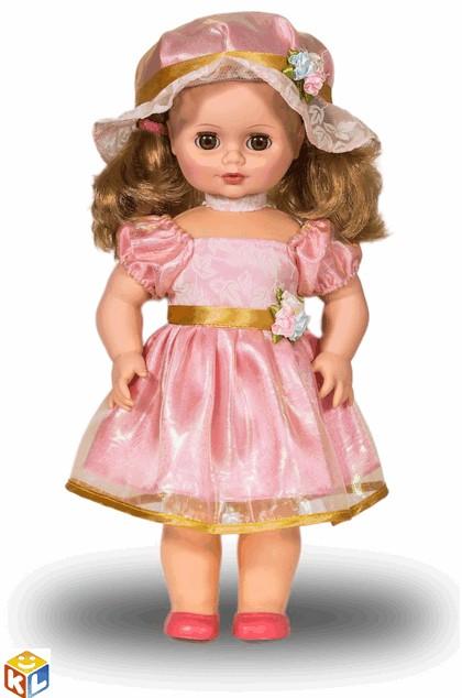 Кукла со звуковым устройством Инна 48, Весна