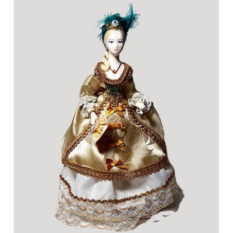 Кукла-шкатулка «Антуанетта»