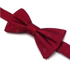 Бордовый галстук бабочка Laura Biagiotti