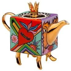 Чайник-кофейник на ножках Thomas Hoffman