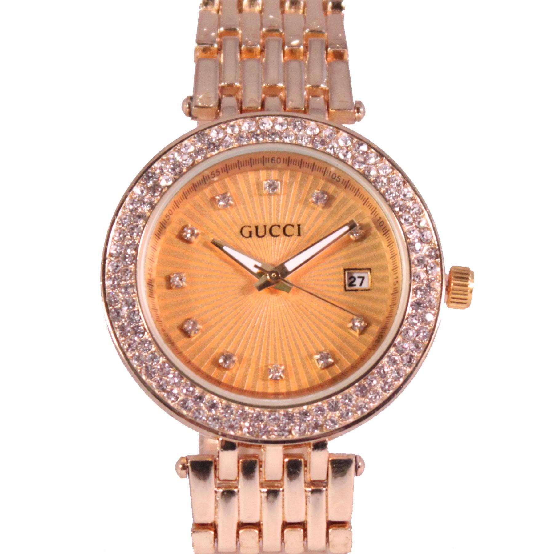 Наручные часы Gucci Gold (Артикул 115)