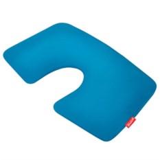 Бирюзовая надувная подушка для путешествий First Class