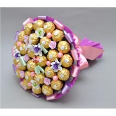 Букет из конфет Сеньорита
