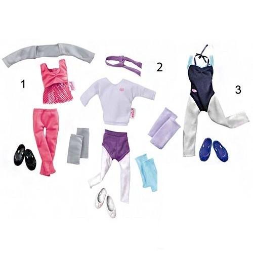 Одежда для куклы «Джолина-балерина» 34 см