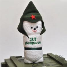 Полотенце Солдатик