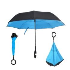 Синий ветрозащитный антизонт Up-brella