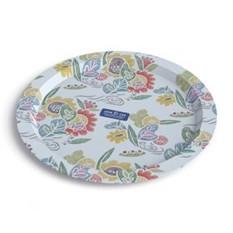 Дизайнерская тарелка Love & Life Violet