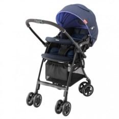 Детская коляска Aprica Luxuna (цвет: синий)