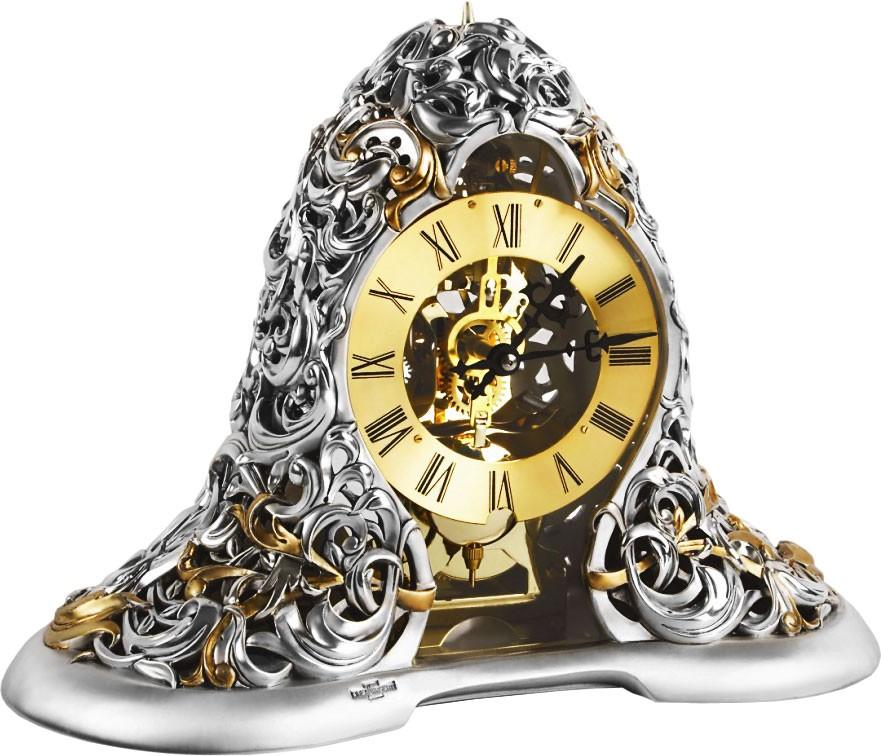 Часы настольные «Арабески»