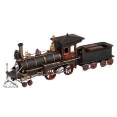 Модель американского паровоза 1829 года