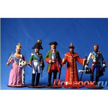 Набор солдатиков «Цари»