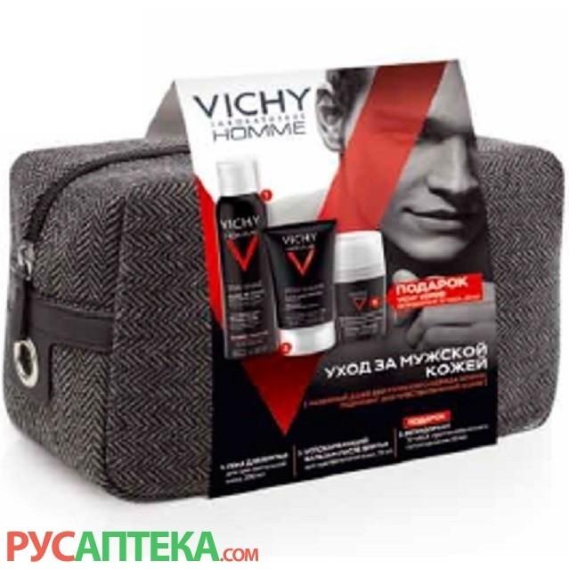 Подарочный набор для мужчин VICHY Homme