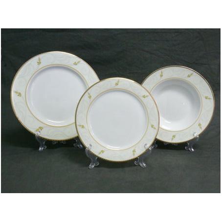 Набор тарелок «Шангрила» из 18 штук