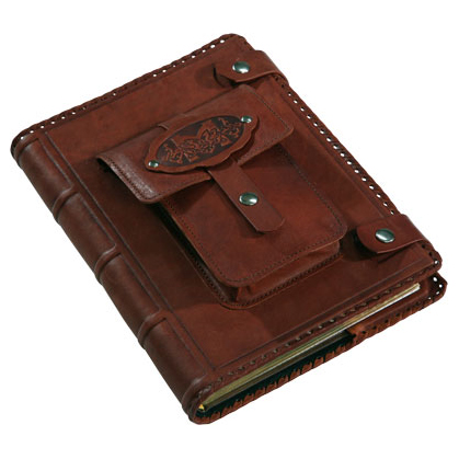 Ежедневник с карманом для мобильного