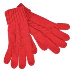 Красные сенсорные перчатки Irish