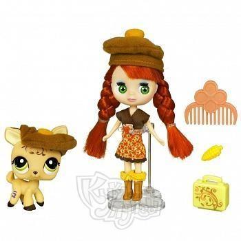 Игровой набор Littlest Pet Shop «Осення пора»