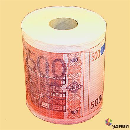 Туалетная бумага макси