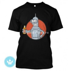 Мужская футболка Vault Bot