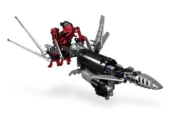 Бионикл «Вултраз»