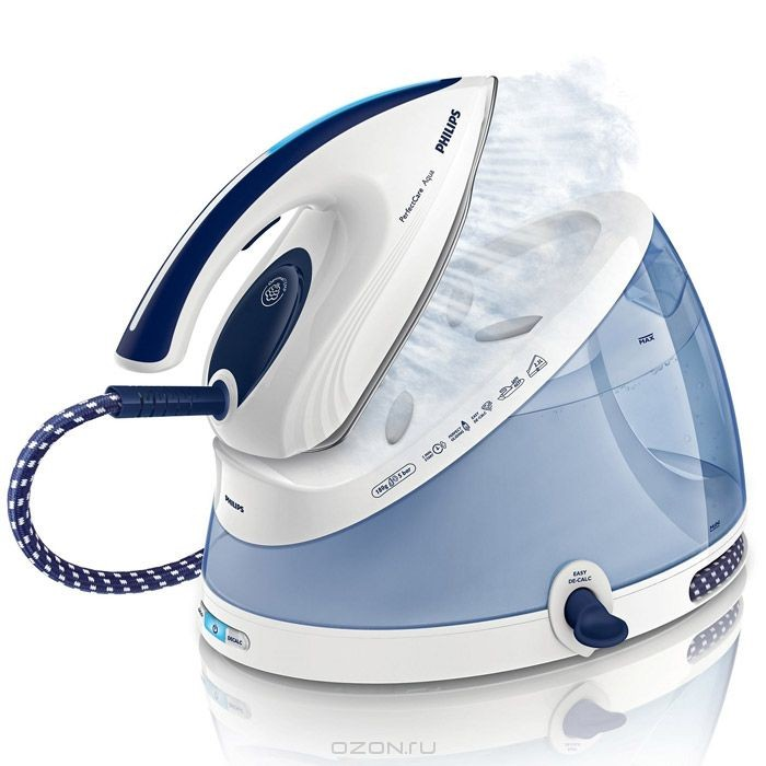 Парогенератор Philips PerfectCare Aqua GC8620/02