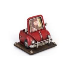 Фоторамка с подставкой для ручек Автомобиль
