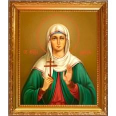Икона на холсте Дария Римская – Святая мученица