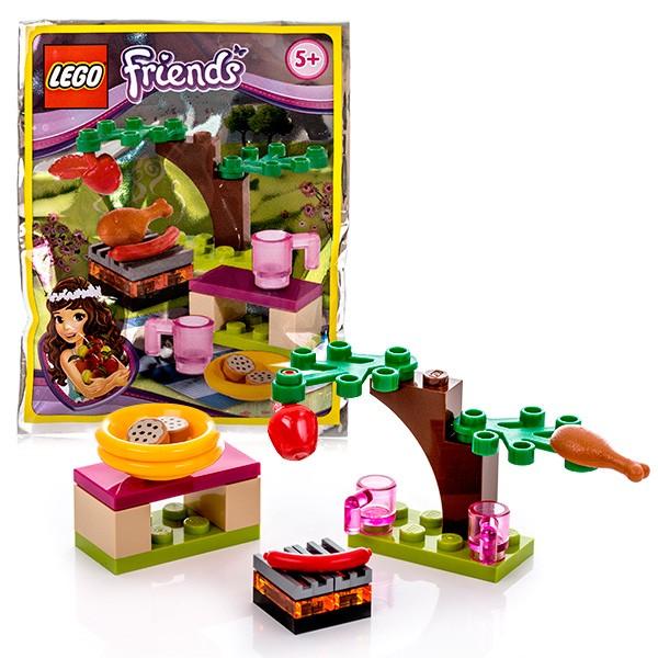 Конструктор Lego Friends Пикник