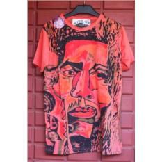 Мужская футболка Портрет