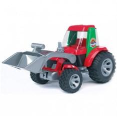 Модель трактора-погрузчика от Bruder