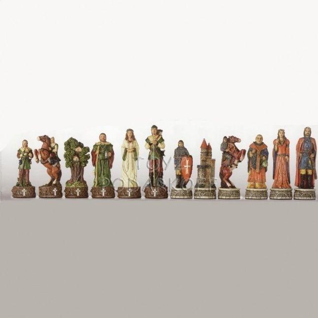 Шахматные фигуры «Робин Гуд»