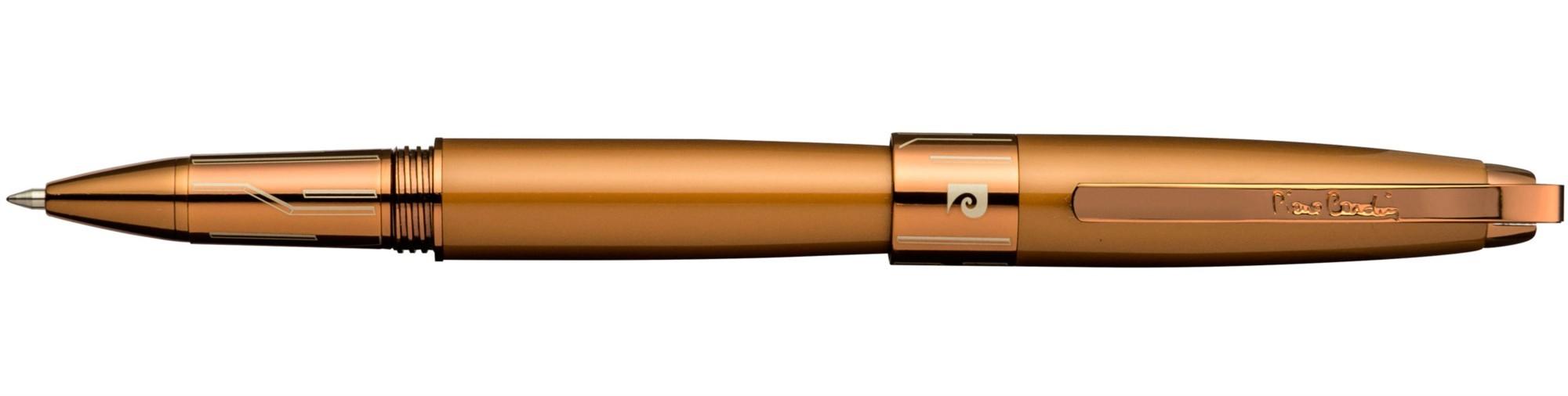 Оранжевая ручка-роллер Pierre Cardin Roi