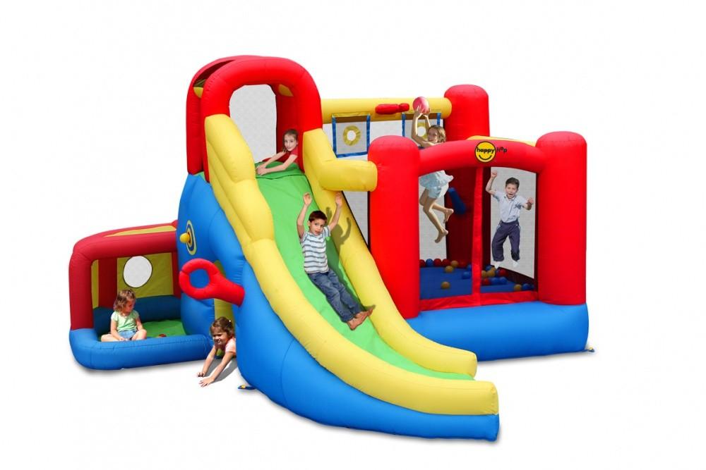Детский надувной батут Игровой Центр 11 в 1