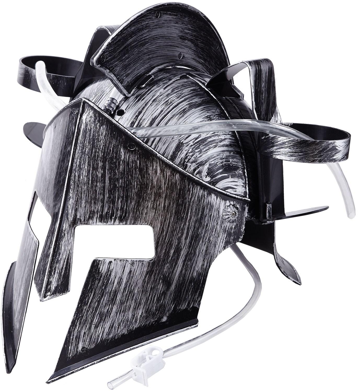 Пивная каска с подставкой под банки «Рыцарский шлем»