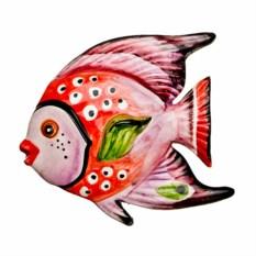 Настенное панно Розовая рыбка