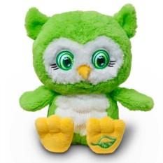 Интерактивная игрушка Bright Eyes Плюшевая сова