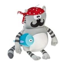 Мягконабивная игрушка Кот-пират