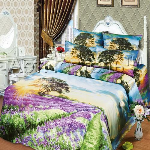 Комплект постельного белья Зовущие дали (2 спальный)