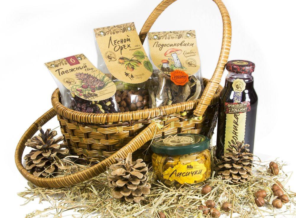 Подарочный набор «Лесной»