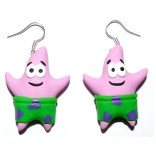 Серьги «Патрики»